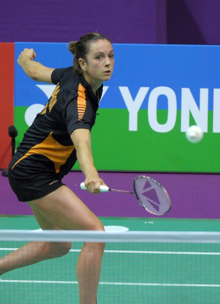 Scotland's Emma Mason is one of the seven new members elected to the BWF Council ©Getty Images