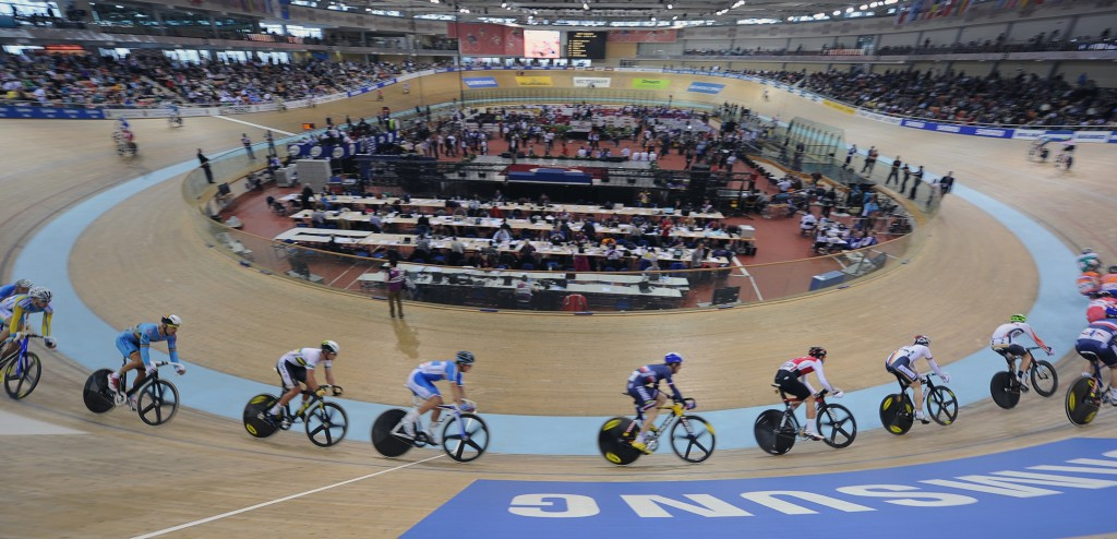 The Minsk Velodrome will host track cycling and badminton competitions ©Getty Images