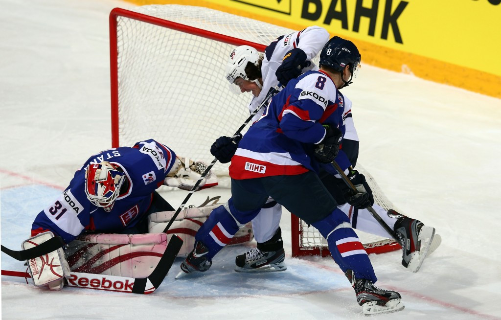 Helsinki co-hosted the 2013 IIHF World Championships with Stockholm ©Getty Images