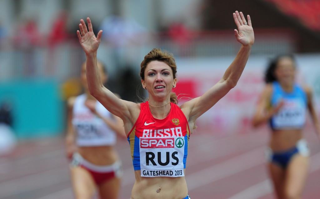 FISU update results from Kazan 2013 after Chernova and