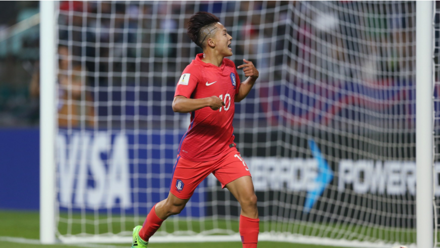 Hosts South Korea off to a flyer at FIFA Under-20 World Cup