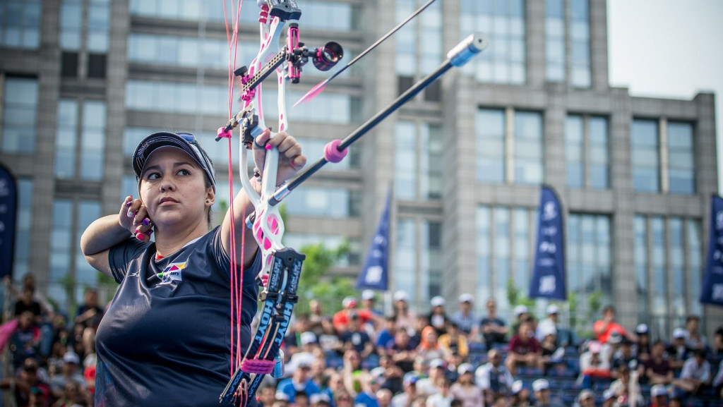 López continues Archery World Cup dominance on compound finals day