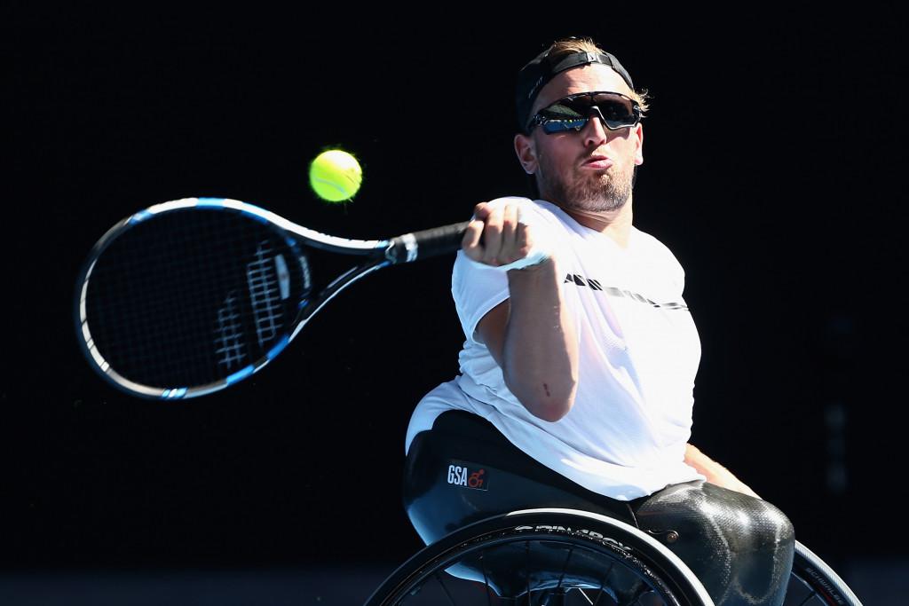Alcott beats Wagner to win Japan Open quad singles title