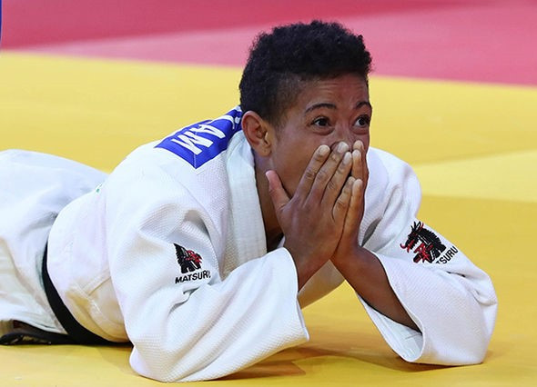 Roper wins Panama's first IJF Grand Slam medal