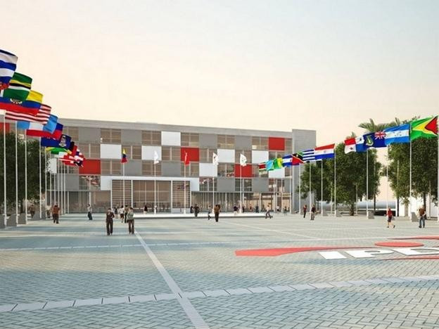 Lima's High Performance Sport Centre, which opened its doors last year, is expected to host up to eight sports during Lima 2019