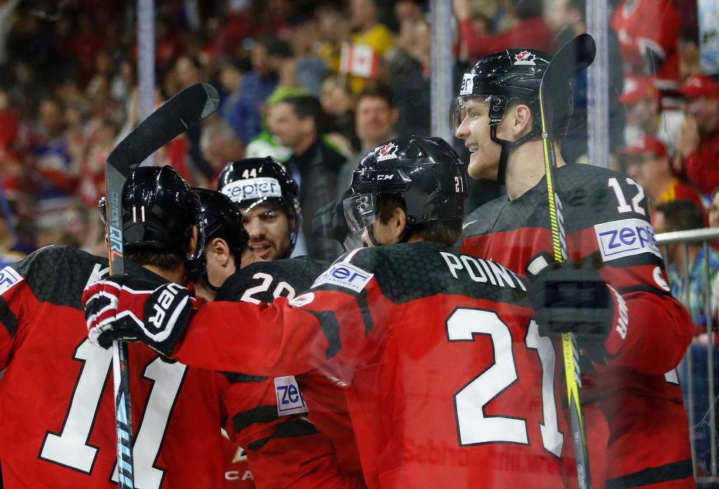 Reigning champions Canada reach IIHF World Championships final
