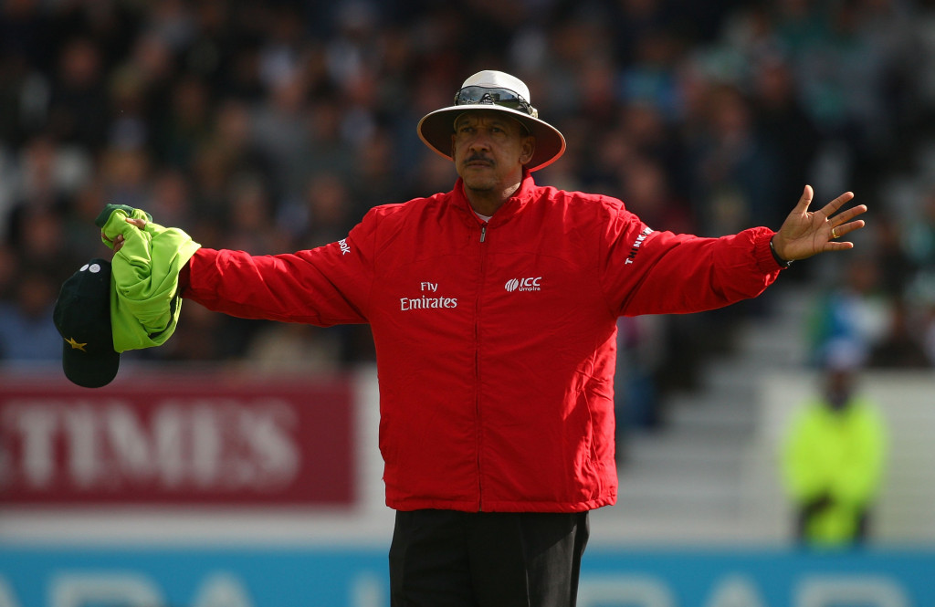 Former cricket umpire Doctrove elected new Dominica Olympic Committee President