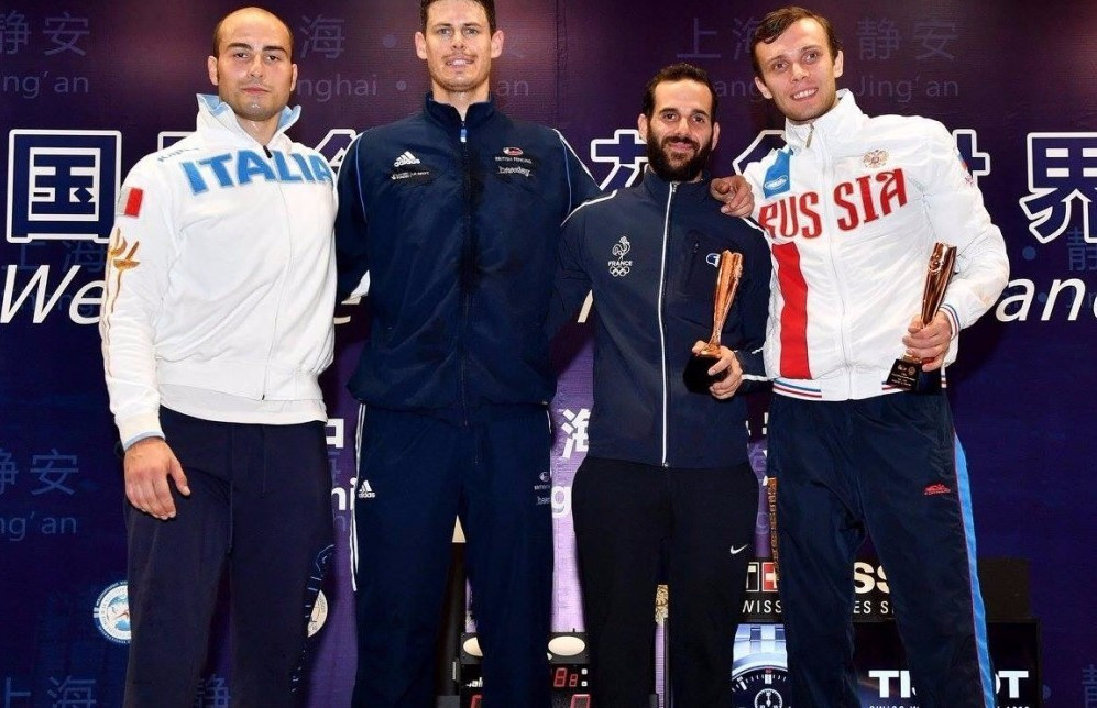 Kruse prevents Italian double with foil win in Shanghai