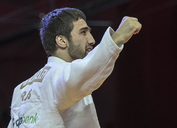 Khalmurzaev continues Olympic form with home win at IJF Grand Slam