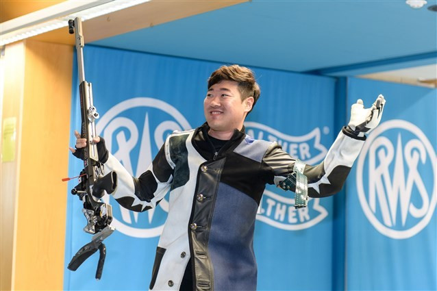 Olympic silver medallists triumph at ISSF World Cup in Munich