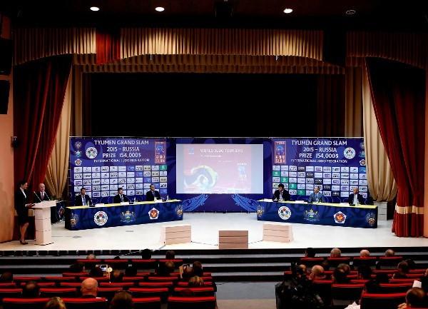 Tyumen Grand Slam to act as vital test for World Championships