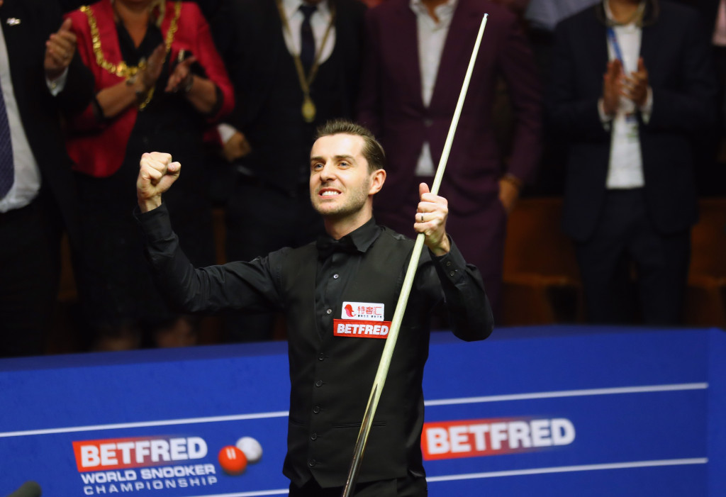 Increased viewing figures announced for World Snooker Championships
