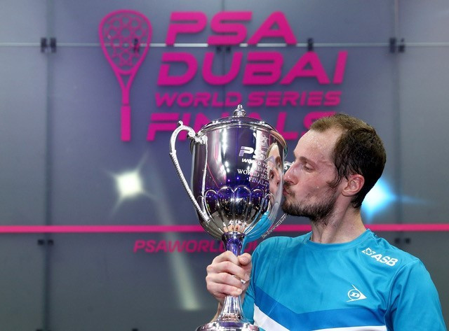 PSA World Series Finals draw pits four former world number ones together