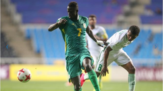 Senegal overcame Saudi Arabia 2-0 in Group F ©Getty Images