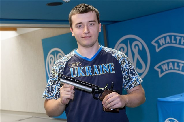 Youth Olympic champion earns senior success at ISSF World Cup in Munich