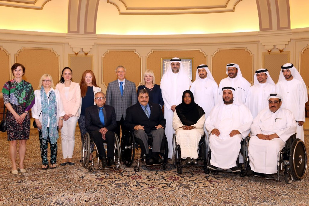 Updates given on 2017 World Games preparations at IWAS Executive Board meeting