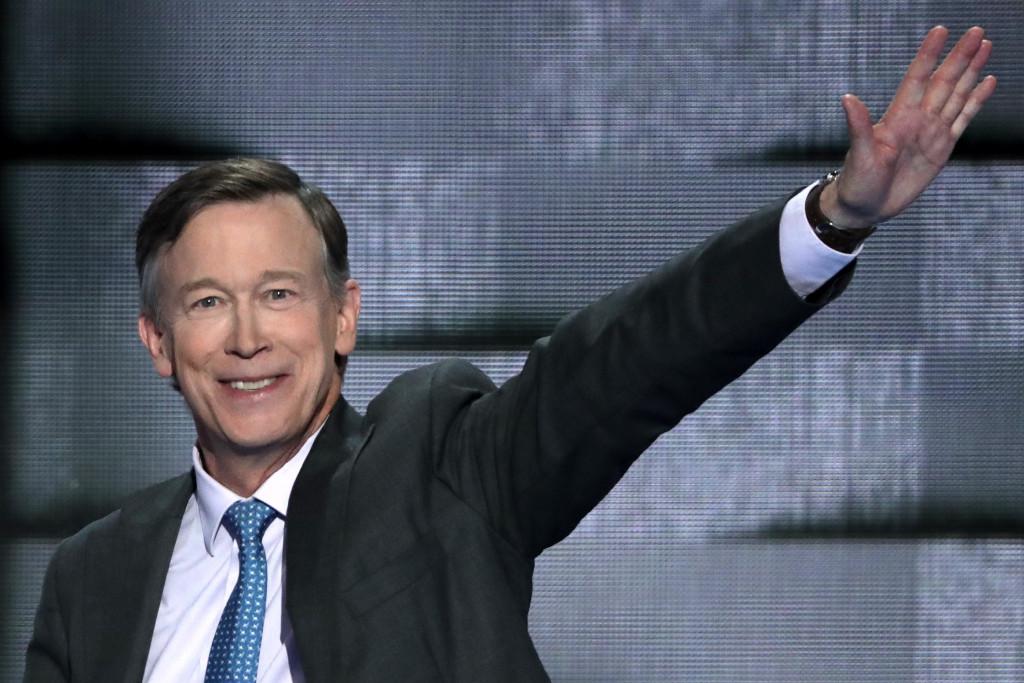 Colorado Governor John Hickenlooper enacted the legislation ©Getty Images