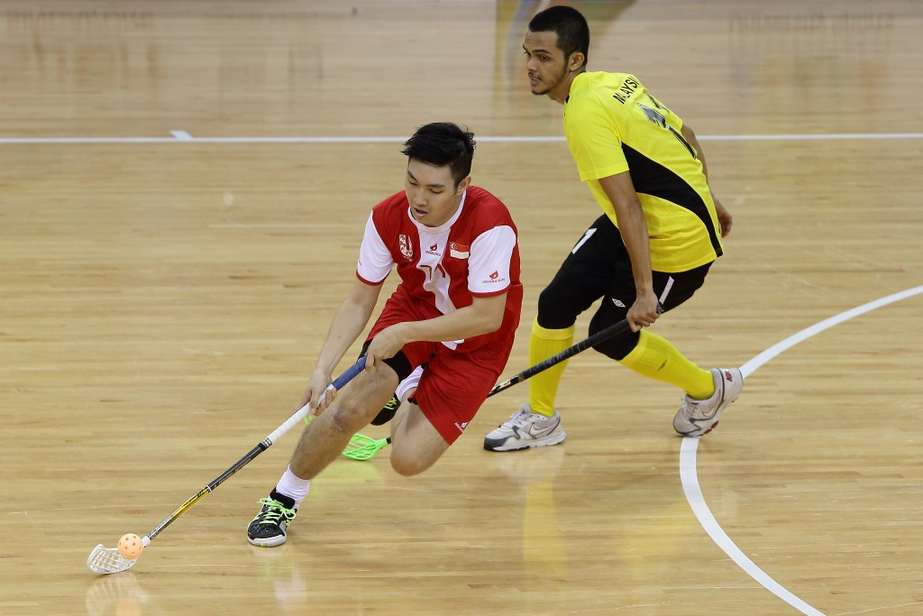 The Commission debate all floorball matters ©Getty Images