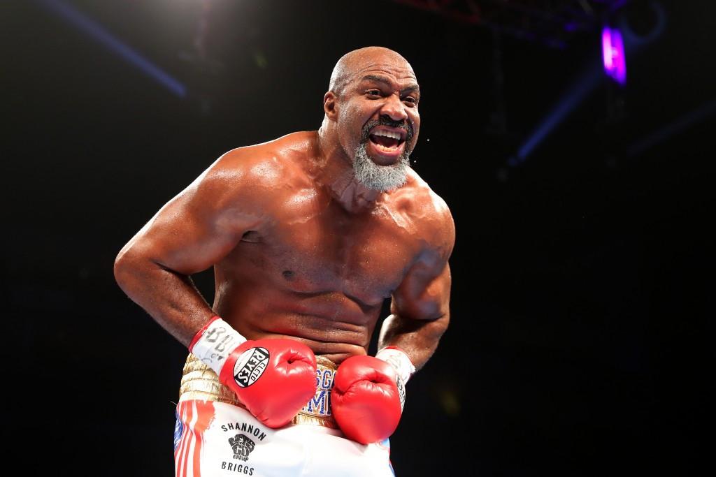 WBA confirm boxer Briggs has failed drugs test