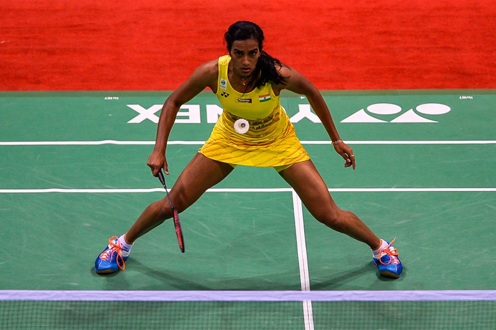 Pusarla V Sindhu helped India to victory against Indonesia ©Getty Images