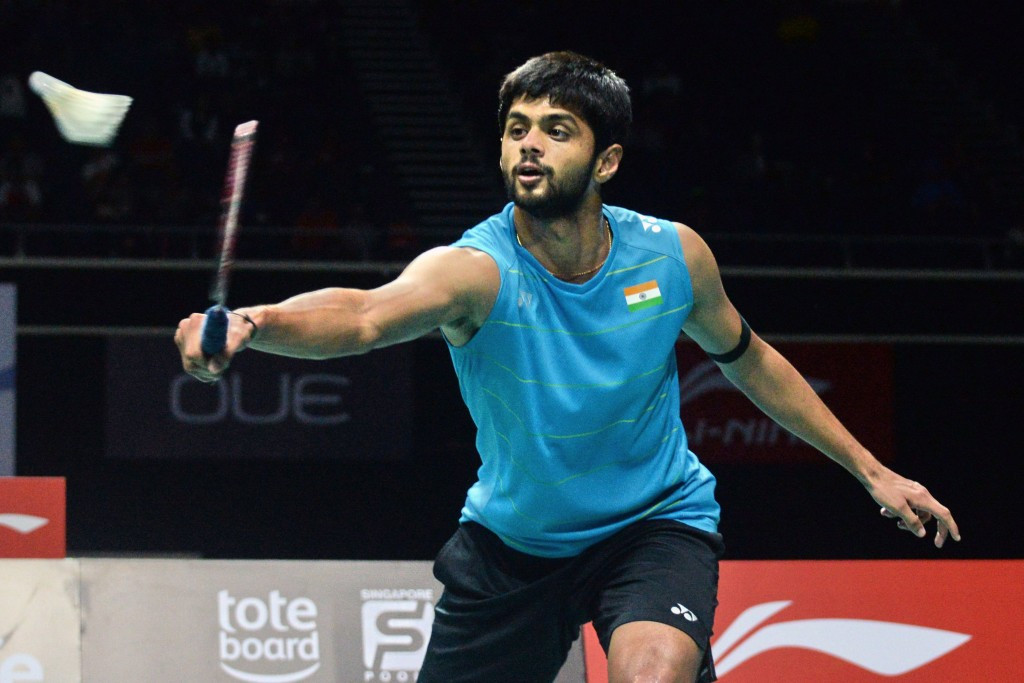 Kidambi Srikanth earned an impressive win to aid India's quarter-final hopes ©Getty Images