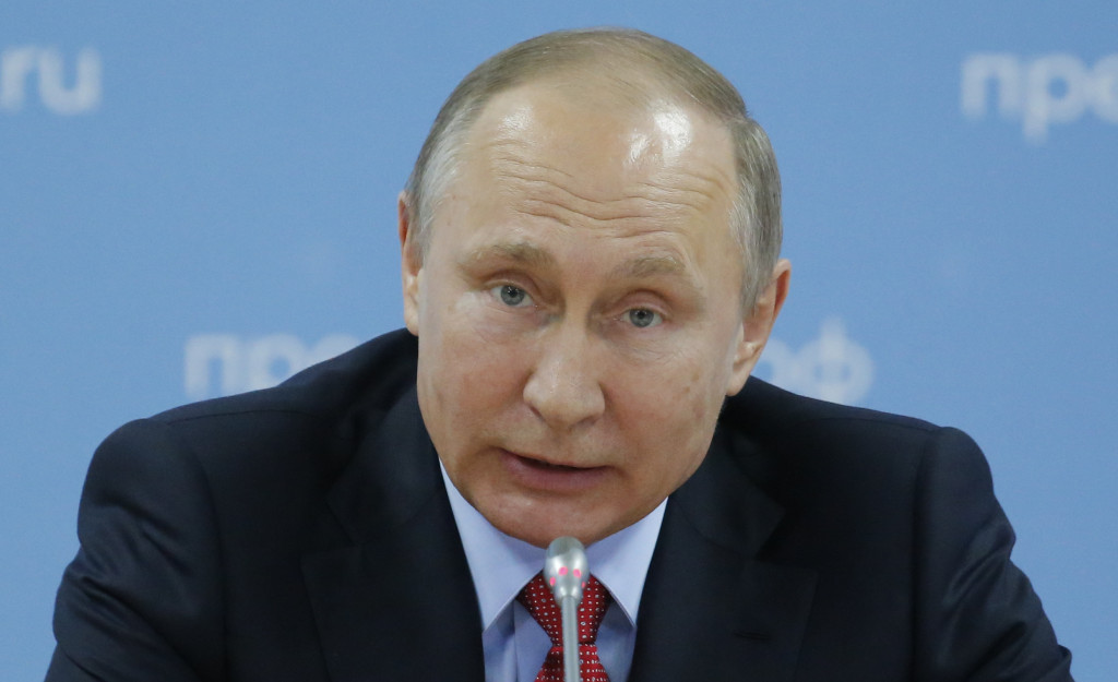 Putin commends proposals to fight Russia's anti-doping problems