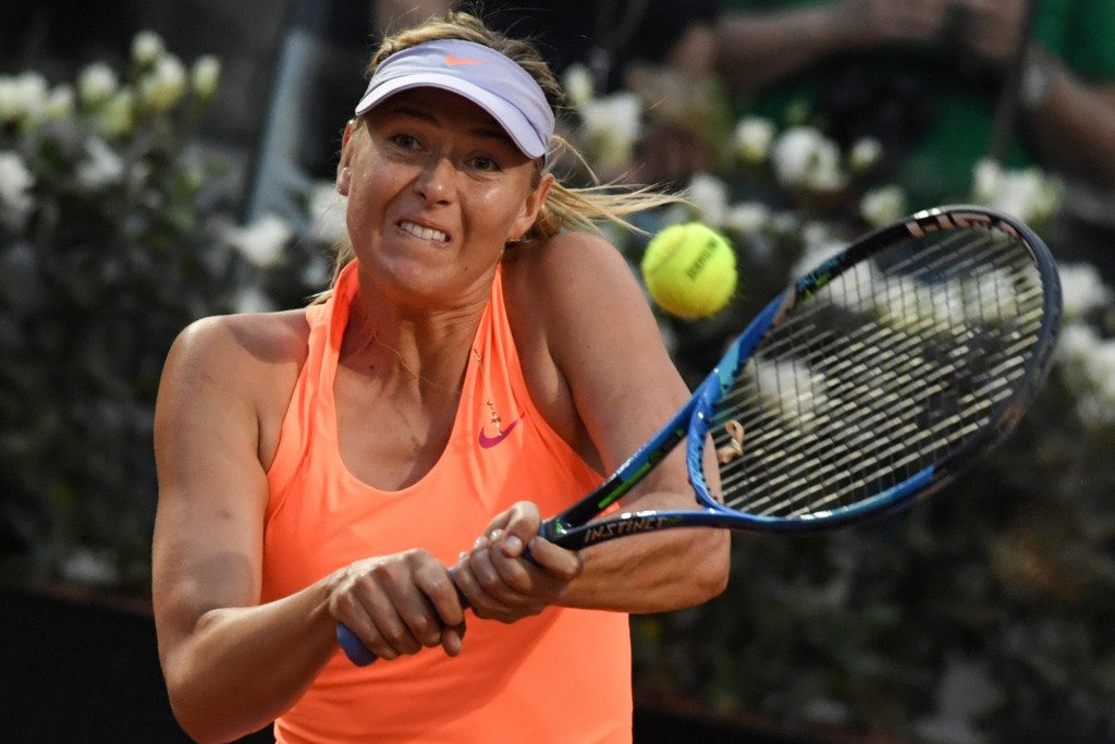 Rogers Cup organisers hand Sharapova place at tournament