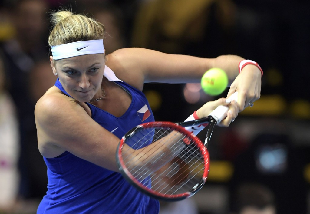 Kvitova could feature at French Open and Wimbledon