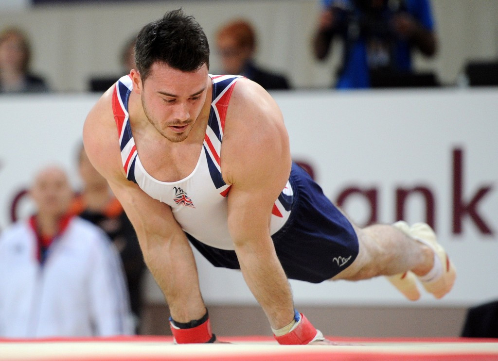 Kristian Thomas has announced his retirement from elite gymnastics at 28 ©Getty Images