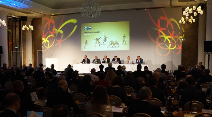 FIBA Europe have held their latest Congress in Berlin ©FIBA