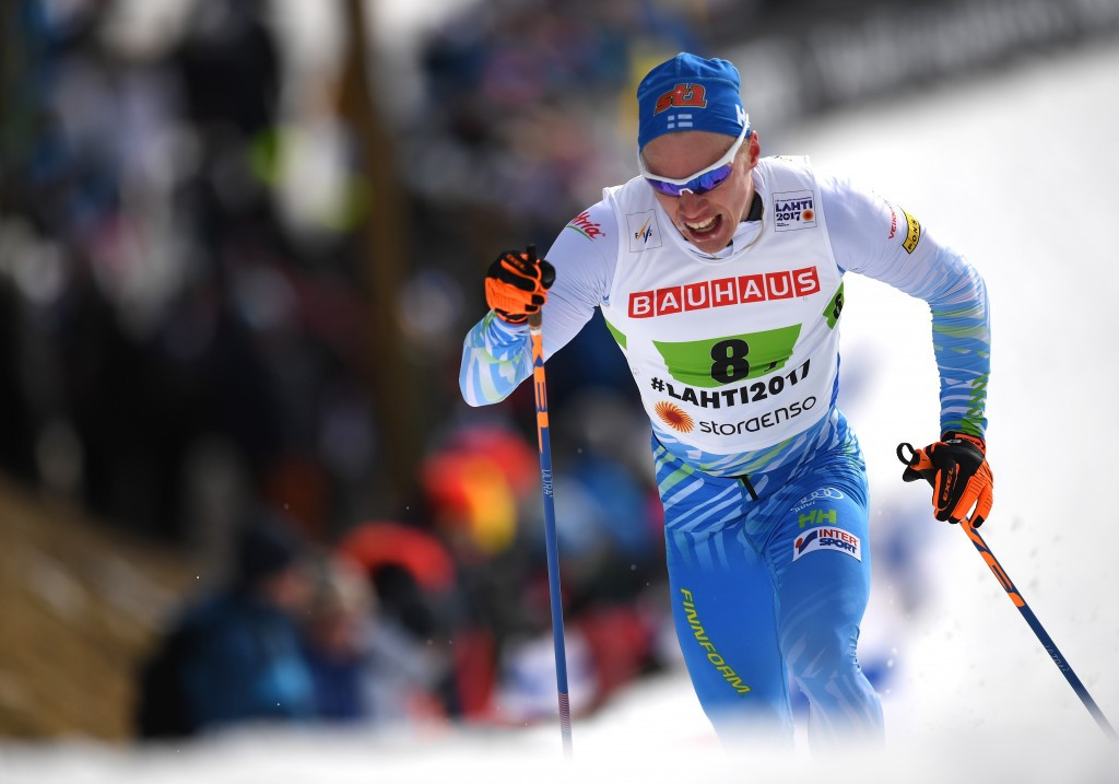 Finnish Ski Association name squad for cross-country season