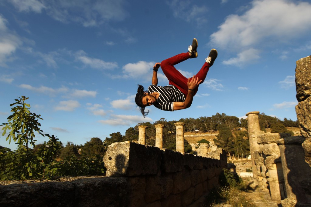 A parkour event is due to be held by the FIG on May 28 ©Getty Images