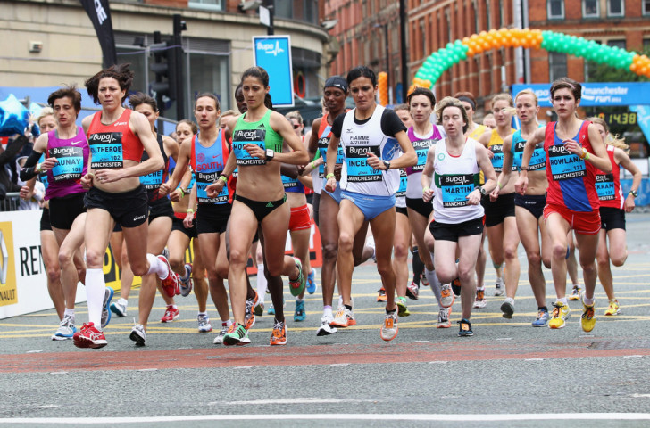 The Great Manchester Run is set to go ahead after security discussions ©Getty Images