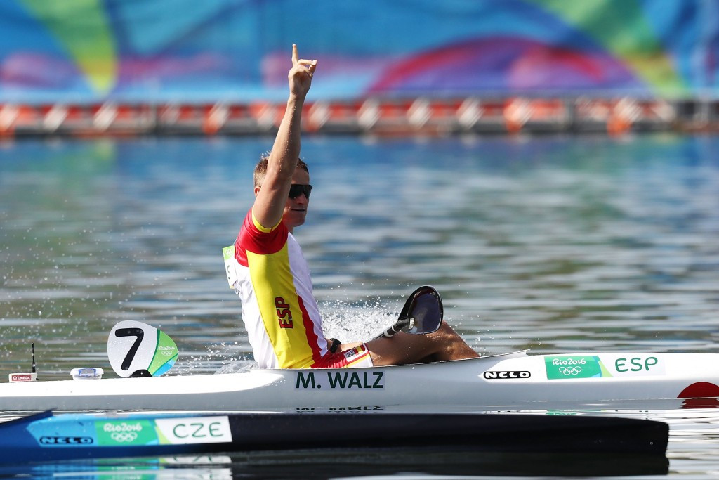 Spain's Olympic champion Marcus Walz will be another to watch ©Getty Images