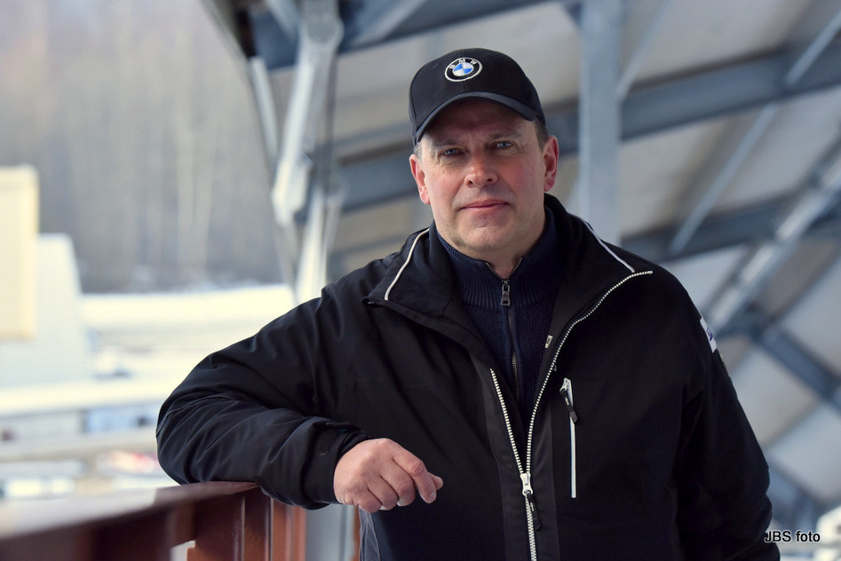 Strenga appointed chair of jury for luge competition at Pyeongchang 2018