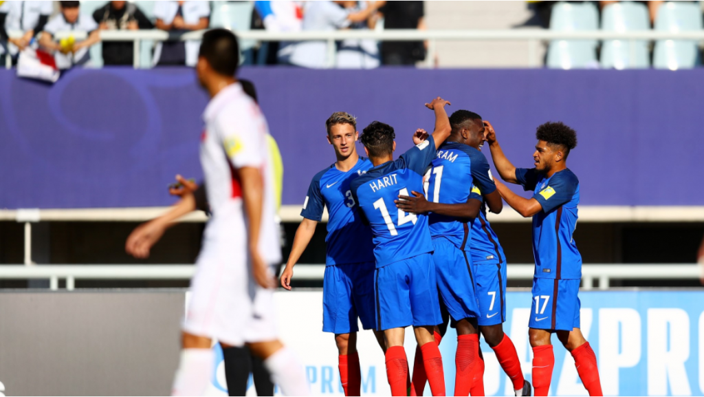 France thrash Vietnam to earn last-16 berth at FIFA Under-20 World Cup