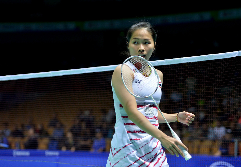 Ratchanok Intanon was among the winners for Thailand as they reached the semi-finals ©Getty Images