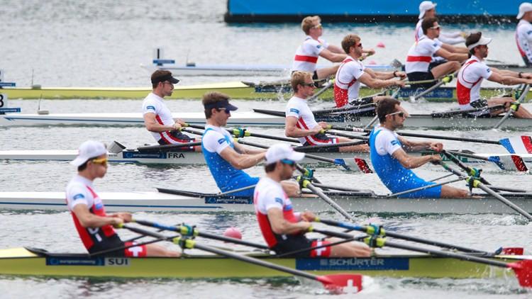 European Rowing Championships set to get underway in Račice