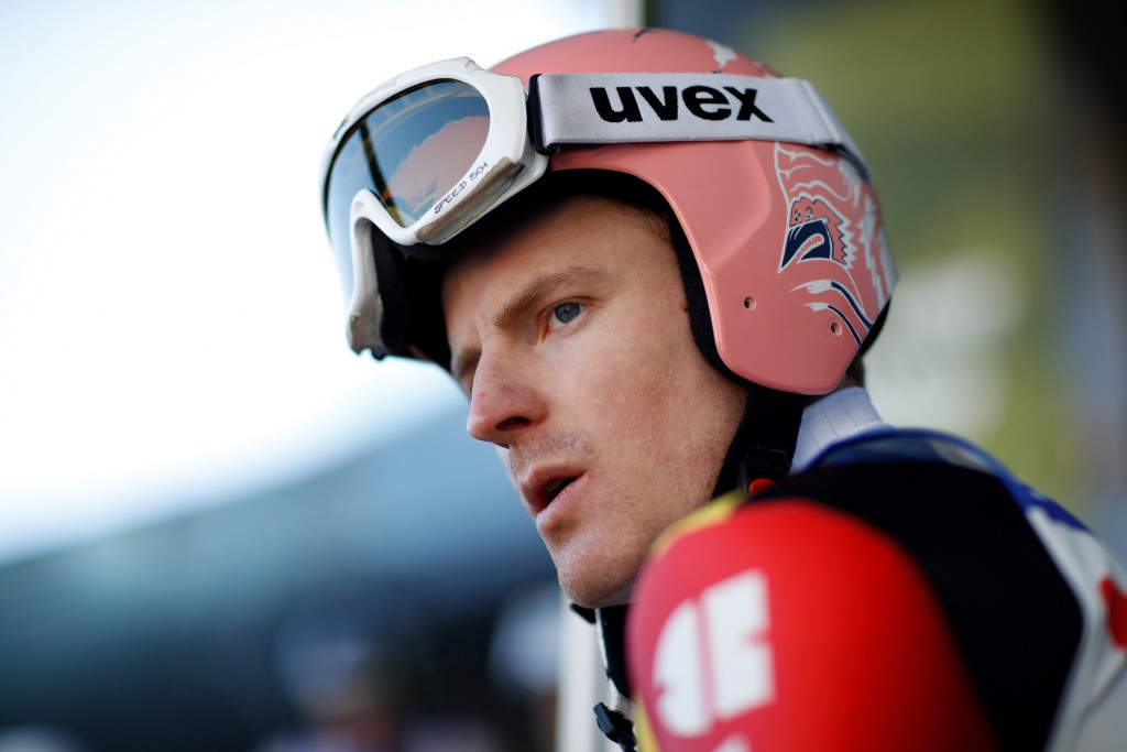 Olympic champion Freund eyes ski jumping return