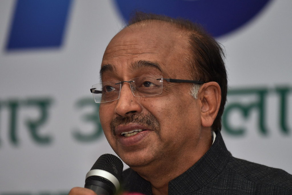 Indian Sports Minister Vijay Goel has voiced his support for both events ©Getty Images