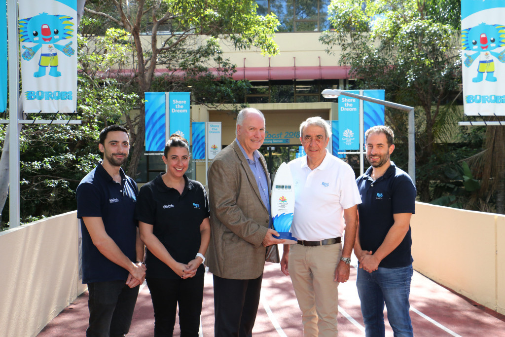 Gold Coast 2018 appoint RGS Events Australia as official furniture provider