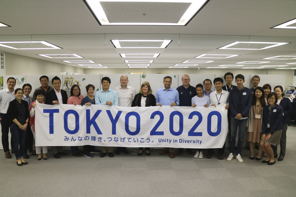 Gunilla Lindberg claimed they had enjoyed good cooperation with Tokyo 2020 so far ©Tokyo 2020