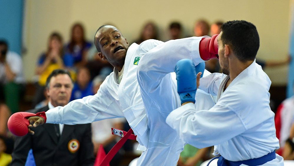 Verissimo remains on course for title defence at Pan American Karate Championships