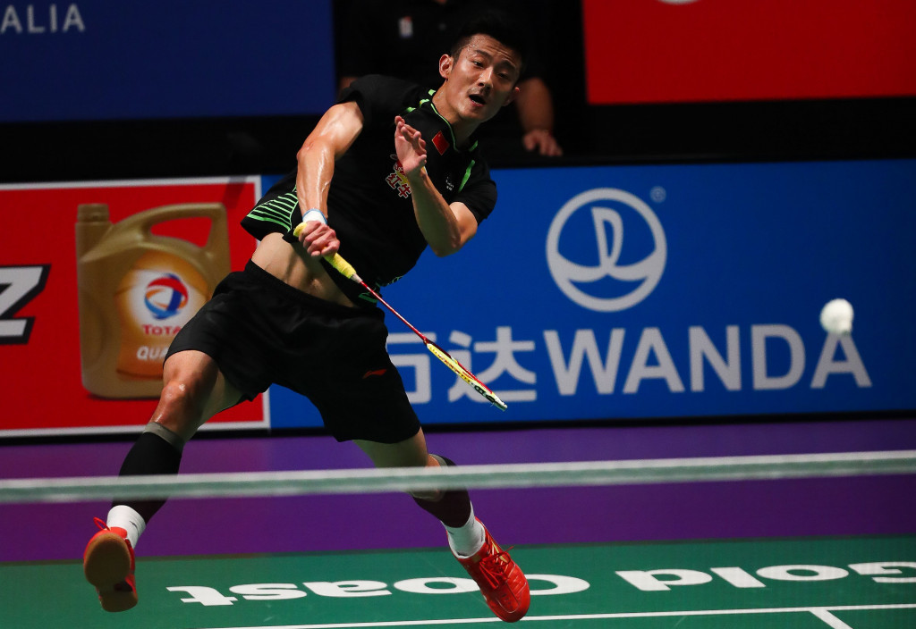 Long helps China to victory over India at BWF Sudirman Cup