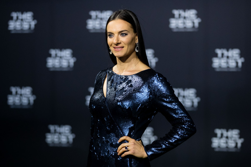 WADA has dismissed reports claiming they have offered Yelena Isinbayeva the chance to become an ambassador for clean sport ©Getty Images