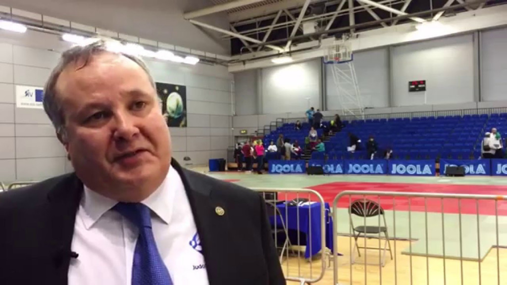 Saez appointed chair of British Judo Association