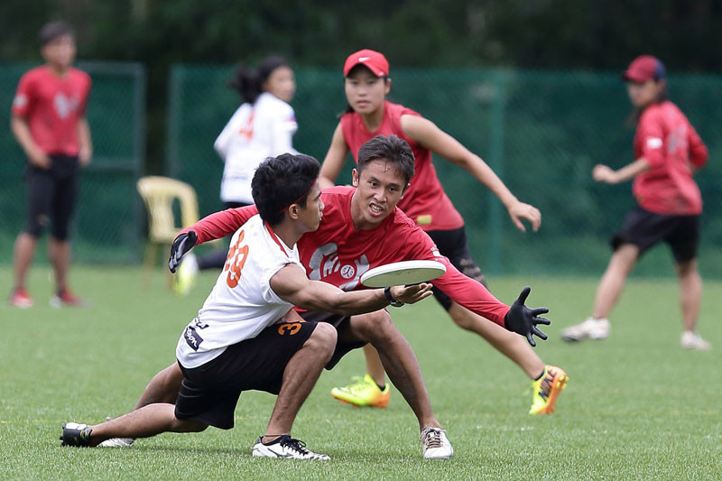 World Flying Disc Federation officially recognised by FISU
