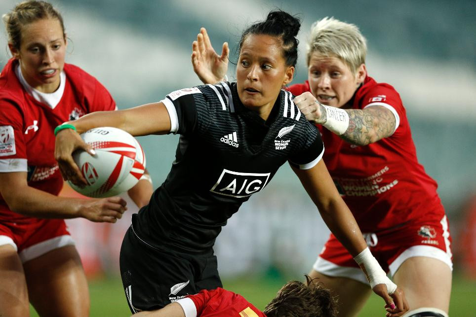 New Zealand hoping to take giant step towards overall title at Canada Sevens