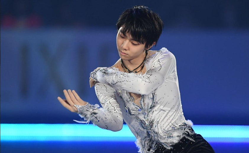 Olympic champion Hanyu among athlete selections for new ISU Grand Prix of Figure Skating Series