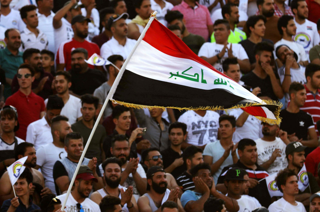 Iraq to play South Korea at neutral venue